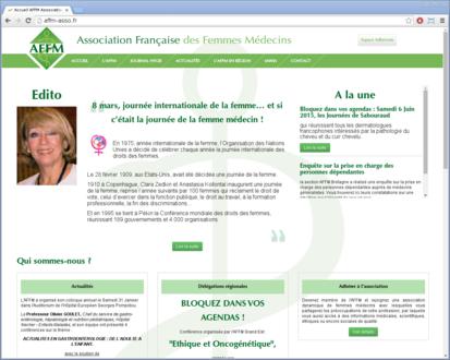Association française des femmes médecin